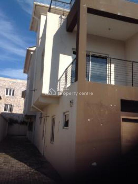 6 Bedroom Detached Duplex with 2 Bq, Lekki Phase 1, Lekki, Lagos, Detached Duplex for Sale