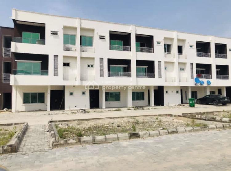 3 Bedroom Maisonette Duplex, General Paint, Ajah, Lagos, Terraced Duplex for Sale