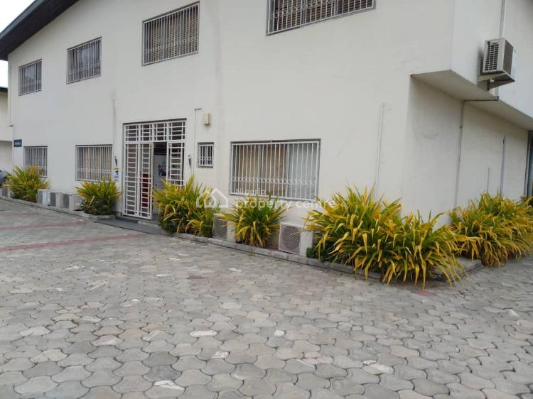 Detached House on 2000ms Waterfront, Ademola Street Off Awolowo Road, Ikoyi, Lagos, Detached Duplex for Sale