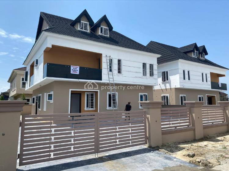5 Bedrooms, 2 Sitting Room and a Bq, Royal Garden, Ajah, Lagos, House for Sale