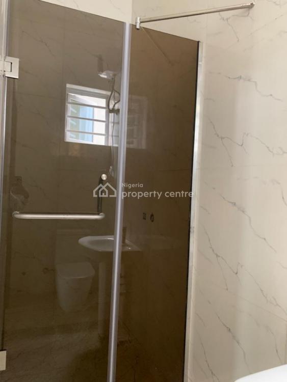 4 Bedroom Fully Detached Duplex with a Room Bq, Chevron Alternative, Lekki, Lagos, Detached Duplex for Rent
