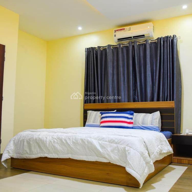 Newly  Buit 4 Units  of 1 Bedroom  Flats, No 15 Gbemisola Street Allen Avenue, Allen, Ikeja, Lagos, Flat Short Let