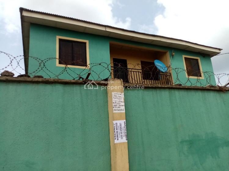 Two Bedroom Apartment, Igando Bus Stop, Igando, Ikotun, Lagos, Flat for Rent