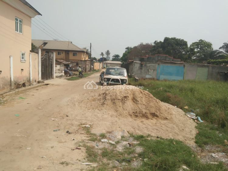 One and Half Plot of Land, Marshyhill Estate, Addo Road, Ajah, Lagos, Residential Land for Sale