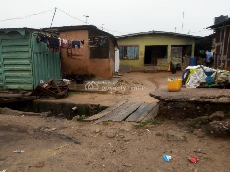 a Demolishable Bungalow on a Full Plot, Alake Street, Ojota, Lagos, Detached Bungalow for Sale