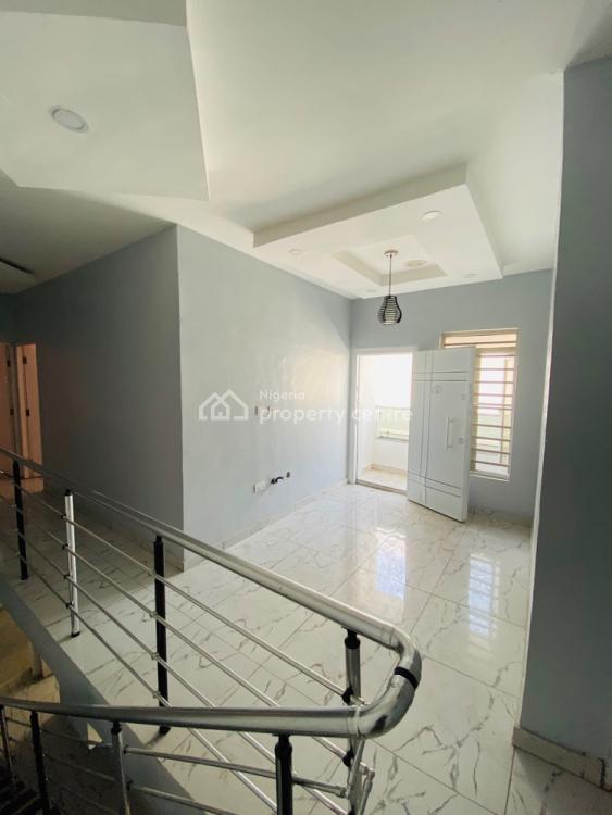Humongous 4 Bedroom Semi Detached Duplex with a Domestic Room, Chevron Toll Gate, Lekki Expressway, Lekki, Lagos, Semi-detached Duplex for Sale