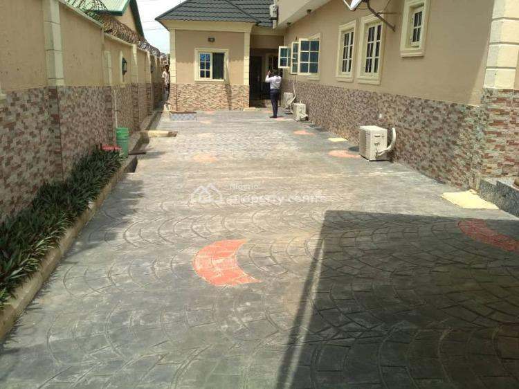 a 5 Bedroom Fully Detached House with 2 Bedroom Bungalow, Fasogbon Close, Phase 1, Magodo, Lagos, Detached Duplex for Rent