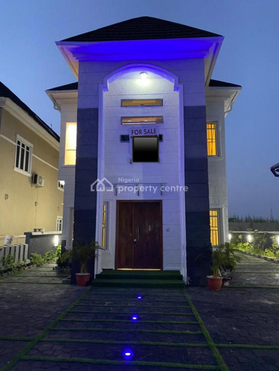 Fully Finished 4 Bedroom Luxury Detached Duplex, Lekky County Estate, Before Vgc, Ikota, Lekki, Lagos, Detached Duplex for Sale