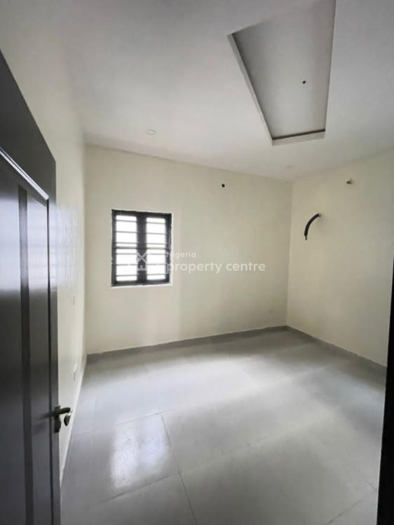Semi Direct Brief. Fully Completed 4 Bedroom Semi Detached with B Q, Oba Musa Estate, Idado, Lekki, Lagos, Semi-detached Duplex for Sale
