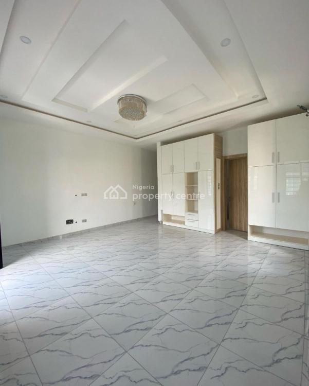 Newly Built 5 Bedroom Semi Detached Duplex with a Bq;, Osapa, Lekki, Lagos, Semi-detached Duplex for Sale