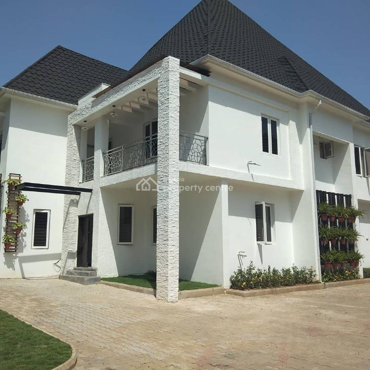 a Well Finished and Brand New 5 Bedroom Fully Detached Duplex, Maitama District, Abuja, Detached Duplex for Rent