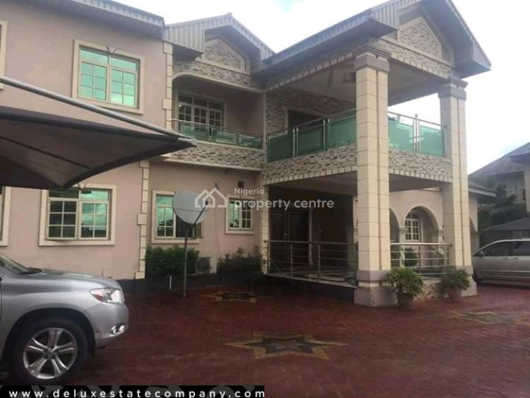7 Bedroom Duplex on 120 By130 Land with C of O, Back of Eco Bank / Praise Centre, Warri, Delta, Detached Duplex for Sale