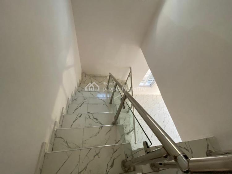 Exquisite 4 Bedroom Semi Detached Duplex with Bq, Ajah, Lagos, Semi-detached Duplex for Sale