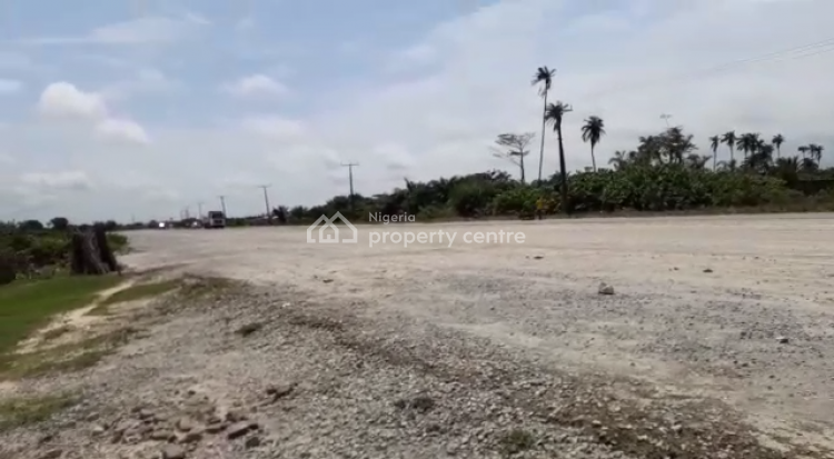 Plots of Land, Ishoroko, Facing The Free Trade Zone., Ibeju Lekki, Lagos, Mixed-use Land for Sale