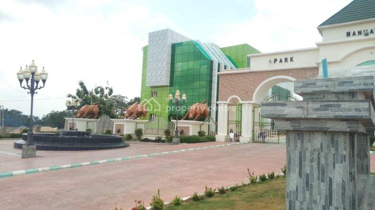 Manhattan Park and Gardens Phase 1, Keffi, Nasarawa, Mixed-use Land for Sale