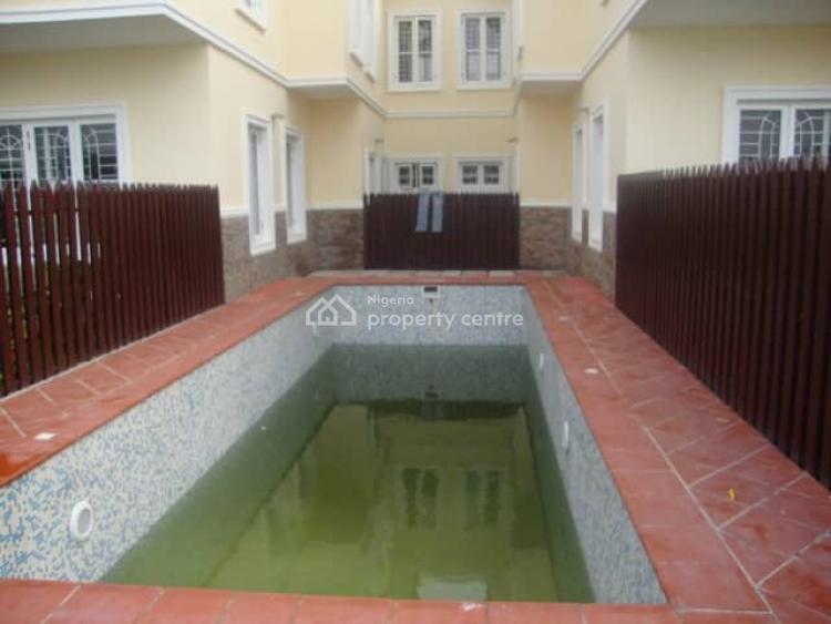 4 Bedroom Semi Detached Duplex, 3rd Avenue, Banana Island, Ikoyi, Lagos, Semi-detached Duplex for Sale