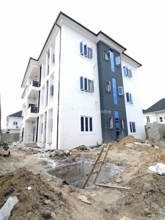 a Luxury 3 Bedroom Apartment with a Massive Bq, Osapa, Lekki, Lagos, Flat for Sale