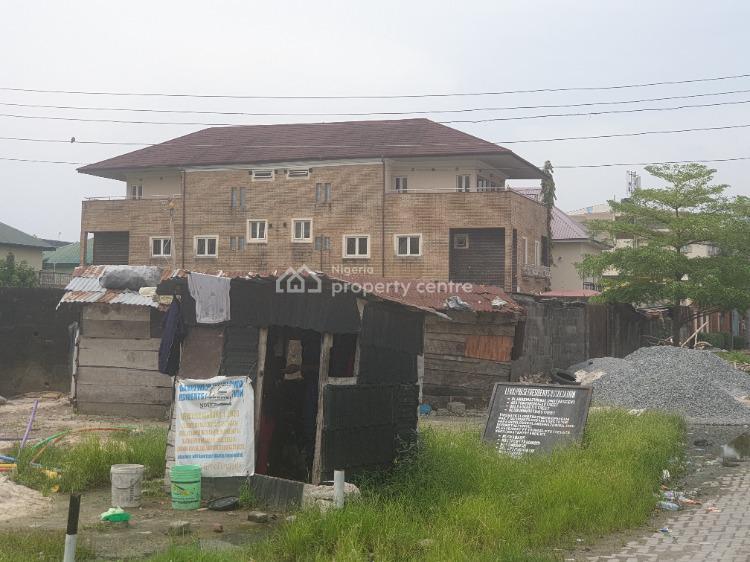 Cornerpiece Plot Measuring 3,100 Square Meters, Off Dele Adedeji Street, Lekki Phase 1, Lekki, Lagos, Mixed-use Land for Sale