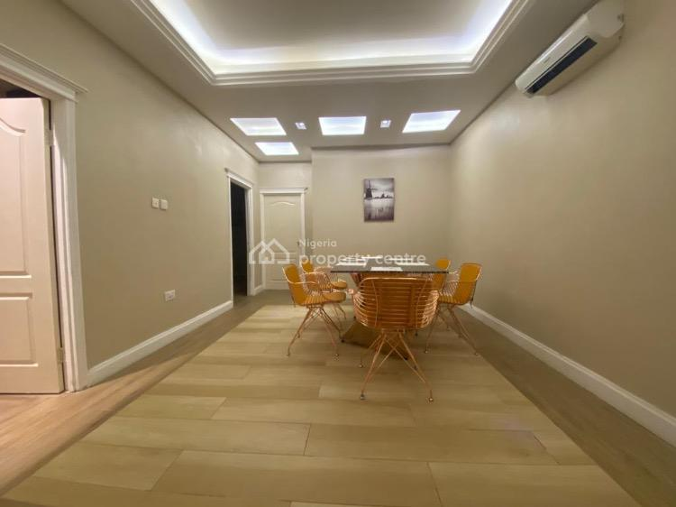 Super Luxurious 3 Bedroom with Large Swimming Pool, Banana Island, Ikoyi, Lagos, Terraced Bungalow Short Let