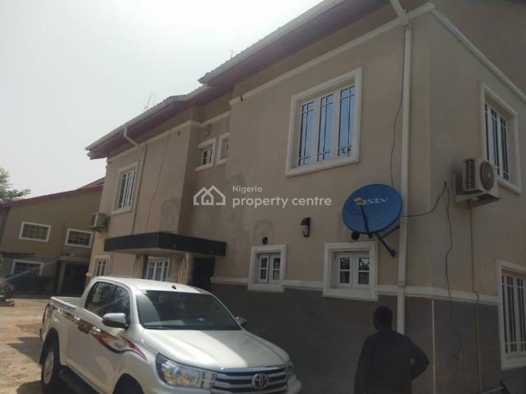 4 Bedrooms Semi Detached House with a Room Bq, Maitama District, Abuja, Semi-detached Duplex for Sale