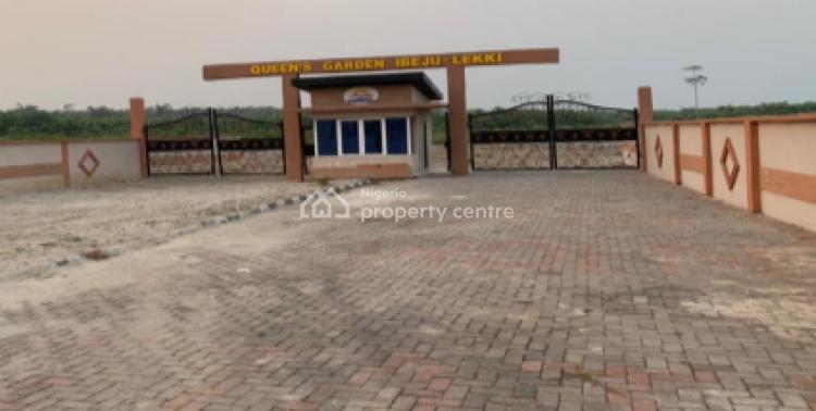 Land, Queen Garden, Eleko, Ibeju Lekki, Lagos, Land for Sale
