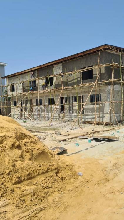 Offplan Offer: Discounted 1 Bedroom Studio Apartment in a Serene Area, Opposite Nicon Town, Behind Romey Gardens, Ikate Elegushi, Lekki, Lagos, Flat for Sale