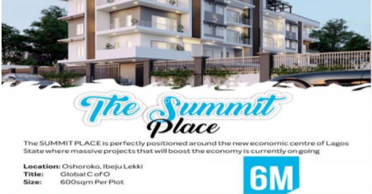 Land with C of O, Osoroko, Ibeju Lekki, Lagos, Land for Sale