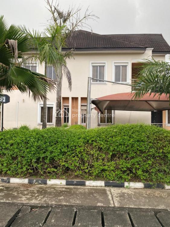 5 Bedroom Semi Detached House, Carlton Gate Estate By Chevron Head Office, Lekki, Lagos, Semi-detached Duplex for Sale