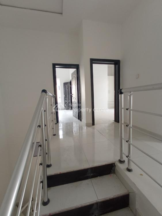 Newly Built 4 Bedroom Semi Detached with Bq., Ilaje, Ajah, Lagos, Semi-detached Duplex for Sale