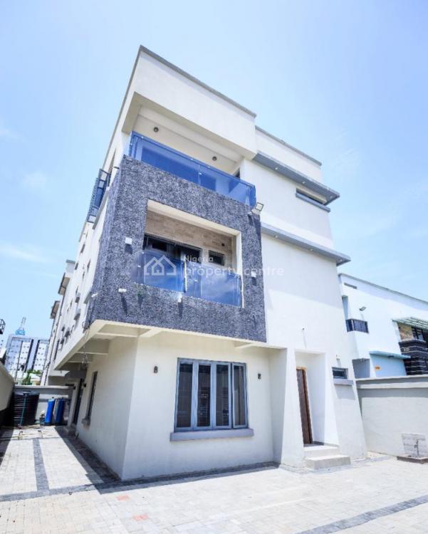 5 Bedroom Fully Detached Duplex with Bq, Off Admiralty Way, Lekki, Lagos, Detached Duplex for Sale