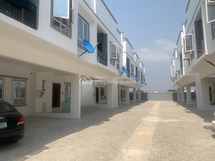 Luxury 4 Bedrooms Terraced Duplex, Orchid Hotel Road, Lekki, Lagos, Terraced Duplex for Sale