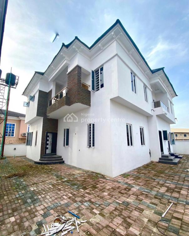 Spacious Luxury 4 Bedroom Fully Detached Duplex, Ajah, Lagos, Detached Duplex for Sale