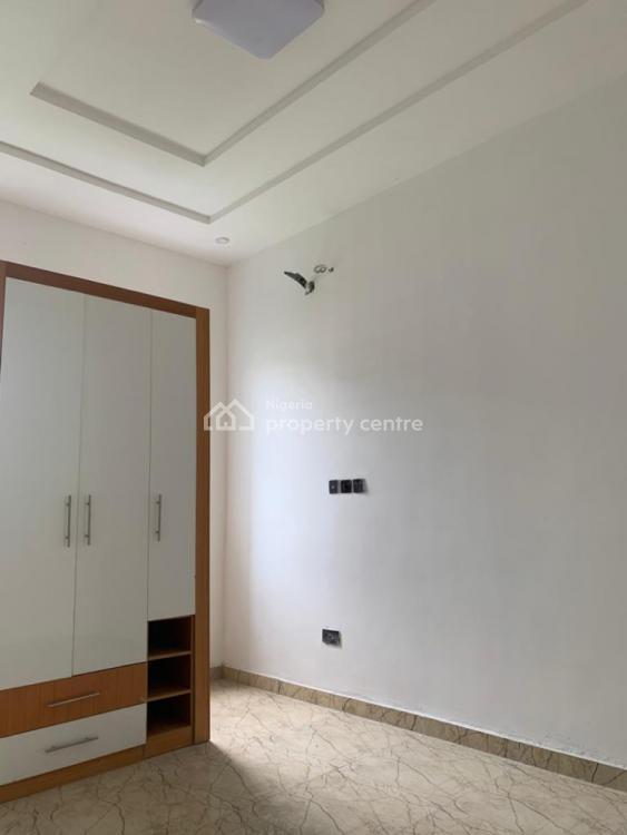 4 Bedroom Semi Detached Duplex with a Room Bq, Chevron Alternative, Lekki, Lagos, Semi-detached Duplex for Rent