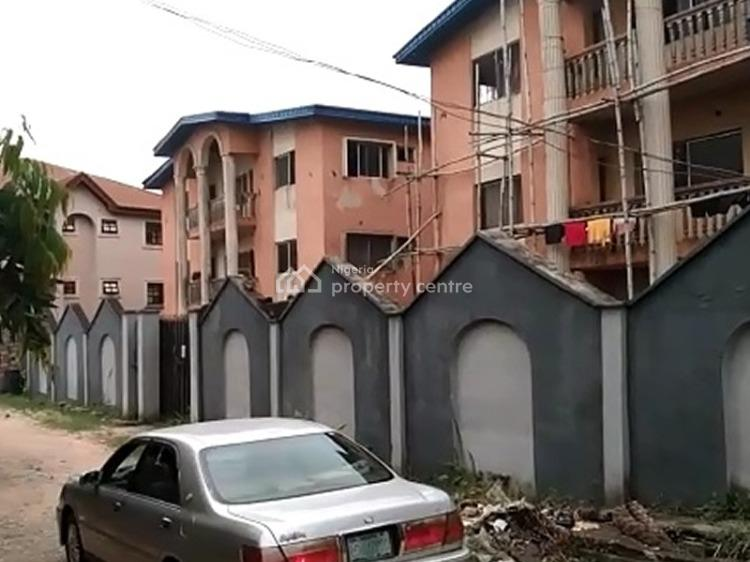 4 Blocks of 6 Units of 3 Bedroom Flat on 4,628.132sqm, Ajao Estate, Isolo, Lagos, Block of Flats for Sale