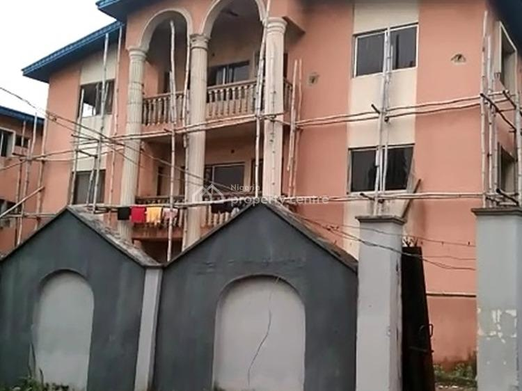 a Block of 6 Units of 3 Bedroom Flat on 1,157.033sqm, Ajao Estate, Isolo, Lagos, Block of Flats for Sale