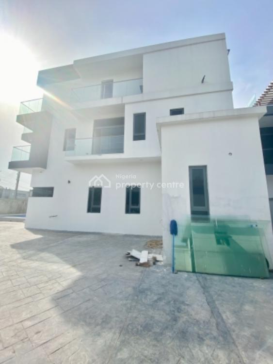 Luxury 5 Bedroom Detached Duplex with a Pool and Cinema Room, Lekki Phase 1, Lekki, Lagos, Detached Duplex for Sale
