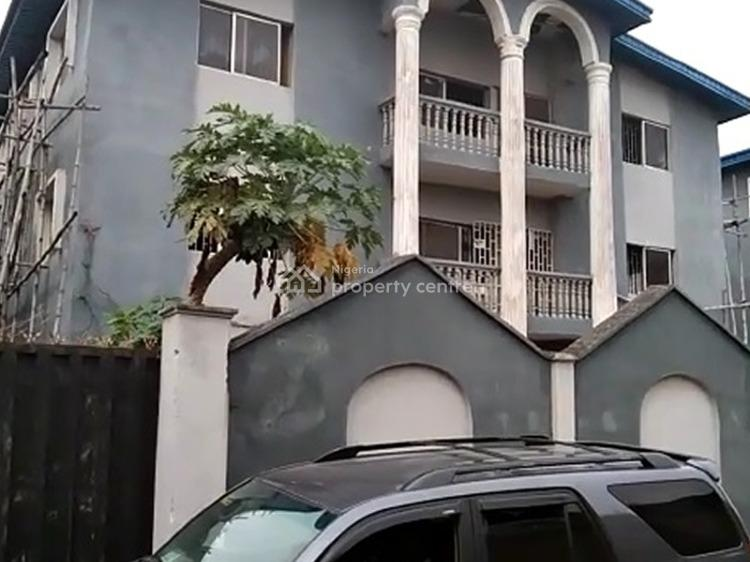 Block of 6 Units of 3 Bedrooms Flat Sitting on 1,157.033sqm, Ajao Estate, Isolo, Lagos, Block of Flats for Sale