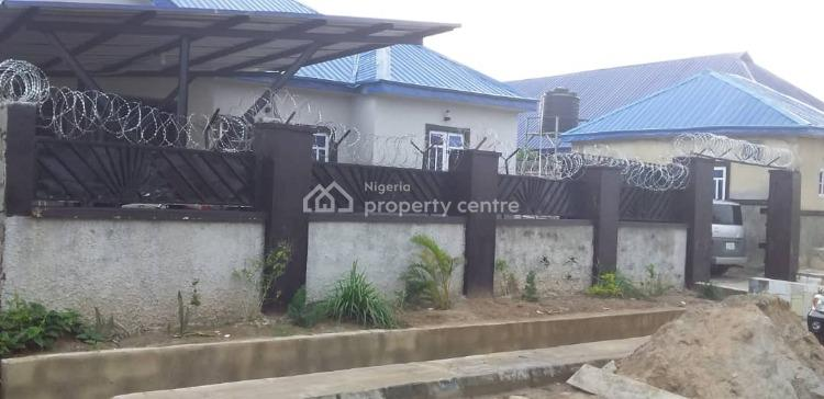 Beautiful & Well Built 3 Bedroom, Opposite Little Econ Estate, Lokogoma District, Abuja, Semi-detached Bungalow for Sale