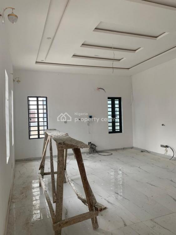 5 Bedrooms Fully Detached with a B/q, Chevron Alternative, Lekki, Lagos, Detached Duplex for Sale