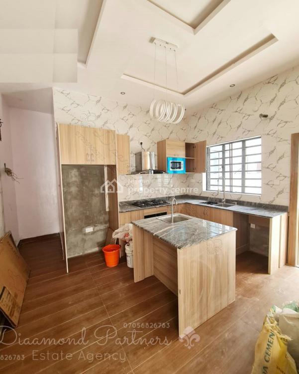 4 Bedrooms Semi Detached, Agungi, Lekki, Lagos, Semi-detached Duplex for Sale