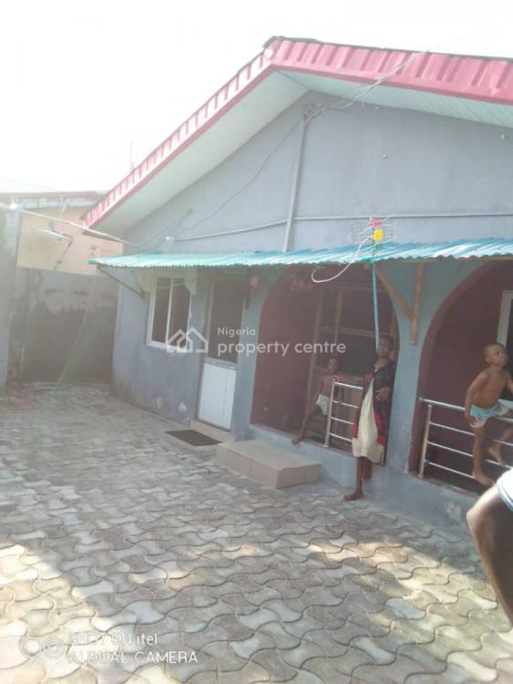 a Well Finished 3 Bedrooms Bungalow Inside an Estate Close to The Road, Badore Road, Ajah, Lagos, Detached Bungalow for Sale