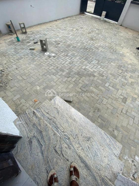Luxury Semi Detached 4 Bedrooms Duplex with Bq, 2nd Toll Gate, Lekki, Lagos, Semi-detached Duplex for Sale