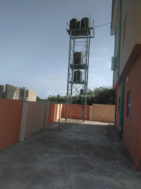 Brand New and Spacious 2 Bedroom Flat, Gbetu Road By Mayfair Garden Estate, Awoyaya, Ibeju Lekki, Lagos, Flat for Rent