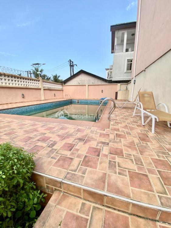 4 Bedroom Terrace Duplex with in-house Elevator, Oniru, Victoria Island (vi), Lagos, Terraced Duplex for Rent