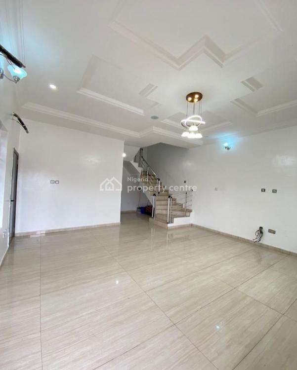 Brand New 4 Bedroom Semi Detached Duplex with Bq, Ologolo, Lekki, Lagos, Semi-detached Duplex for Sale