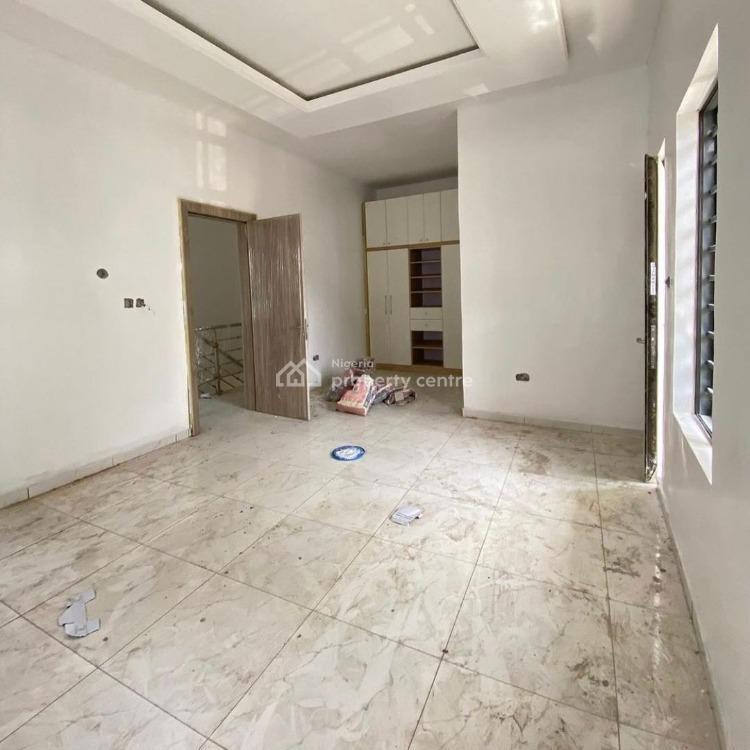 Nicely Built 4 Bedroom Semi Detached Duplex with Bq, Second Toll Gate., Lekki, Lagos, Semi-detached Duplex for Sale