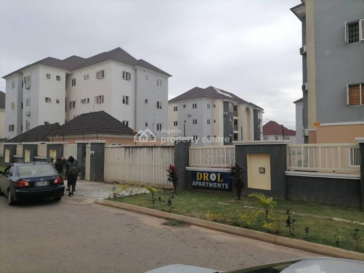 Well Finished 4 Units of Three (3) Bedroom Flat with One (1) Room Boys, Drol Apartment, Wuye, Abuja, Flat for Sale