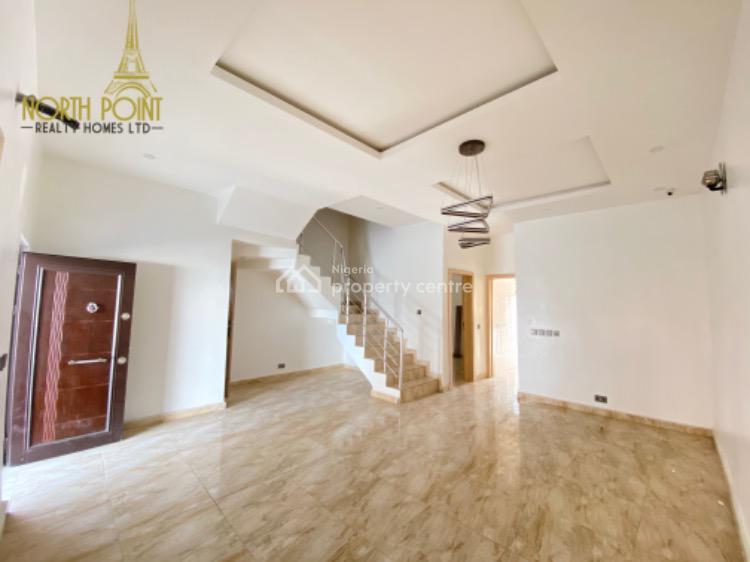 4 Bedroom Terrace, Gra, Ikota, Lekki, Lagos, Terraced Duplex for Rent