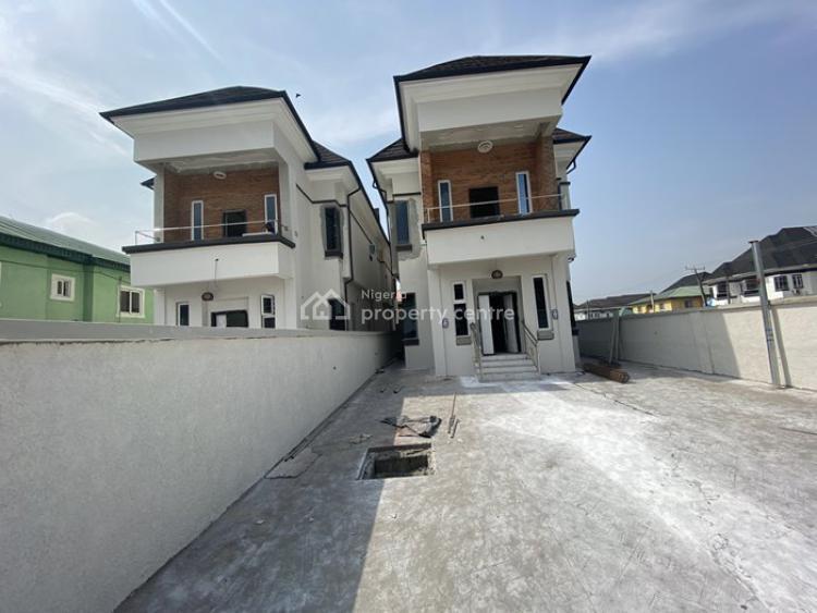 Lovely 4 Bedrooms Detached Duplex, Thomas Estate, Ajah, Lagos, Detached Duplex for Sale