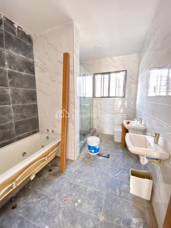 4 Bedroom Semi Detached Duplex with Bq, Lekki County Homes, Lekki, Lagos, Semi-detached Duplex for Sale